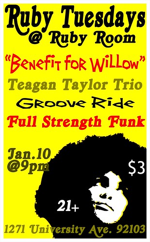 Benefit for willow