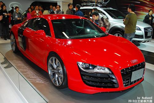 Audi R8(2)