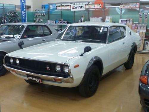 Nissan Skyline 2000 GTR, 1973