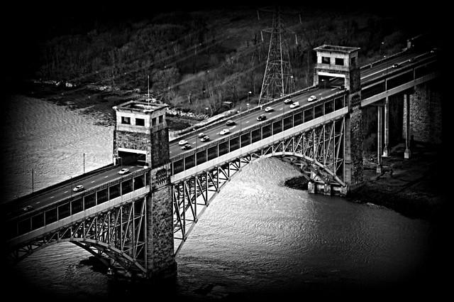 Britannia Bridge, Menai Strait