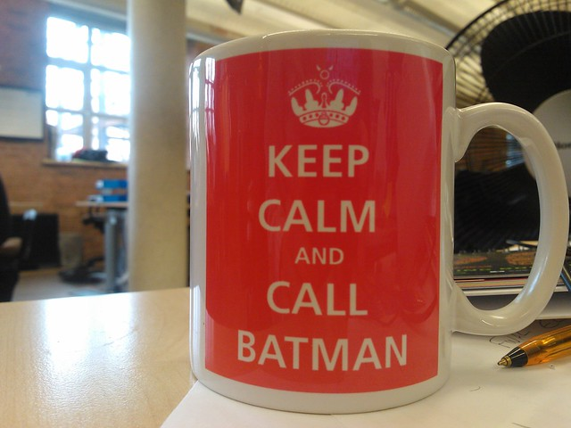 Mug Keep Calm And Drink Tea