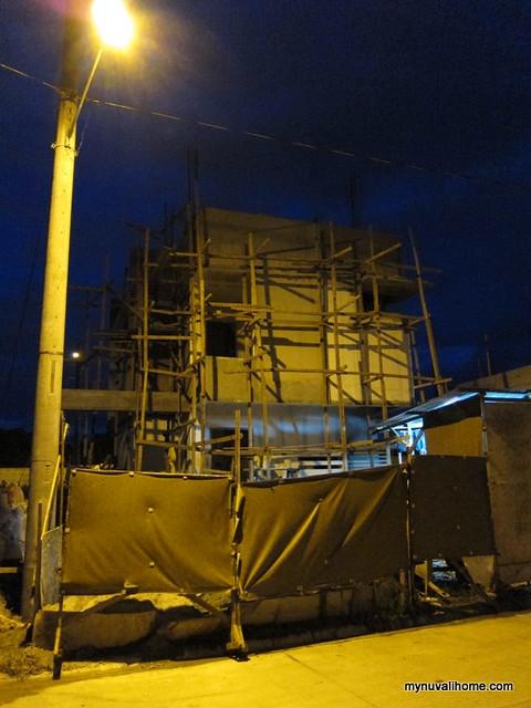 My Nuvali Home Construction Dec 2011 (1)