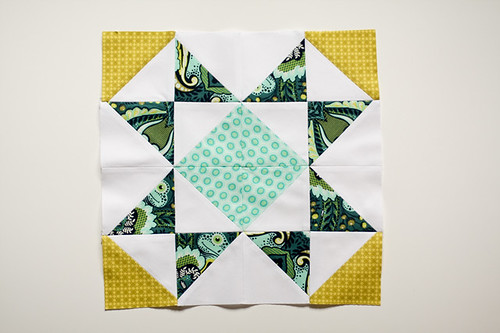 Block of the Month: January by jenib320