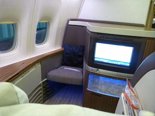 my seat!