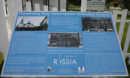 ALASKA TAXES CHURCHES
