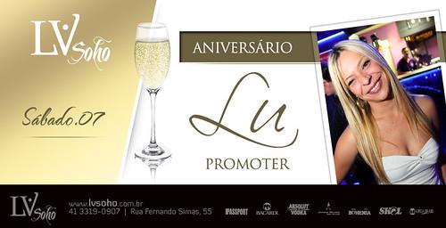 Flyer aniversário by chambe.com.br