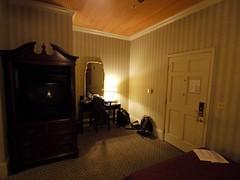 水, 2010-12-01 20:56 - Prince Conti Hotelの部屋 Prince Conti Hotel