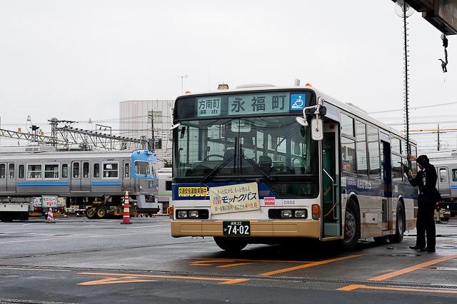 京王バス東 永福町営業所 D39902