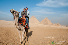 Egyptian Pyramids around Cairo