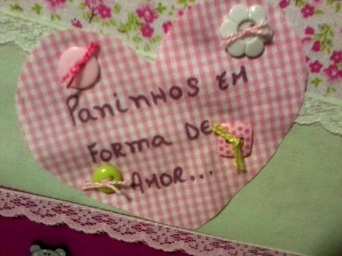 detalhe do calendario 2012... by ♥Paninhos em forma de amor♥