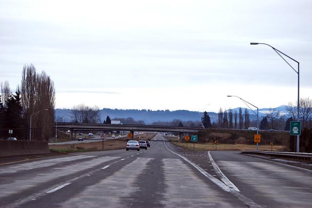 SR 167 @ SR 512 & SR 161 southbound