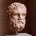 Small photo of Ancient Greek sculpture