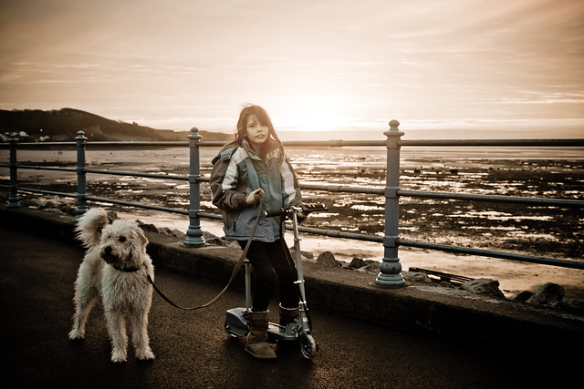 Maddie and Stanley, Jan 8th, 2012
