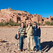 Me and my sons at Aït Benhaddou - Morocco by Ferdi's - World