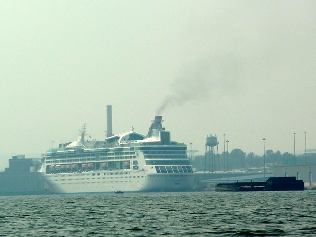 Sailing Baltimore Harbor  Cruise Ship  Flickr  Photo