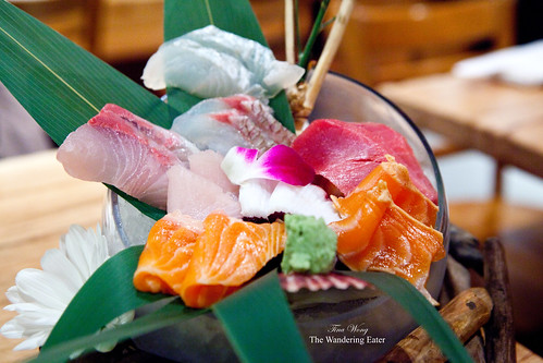 Chef's choice Special Sashimi (2nd round)
