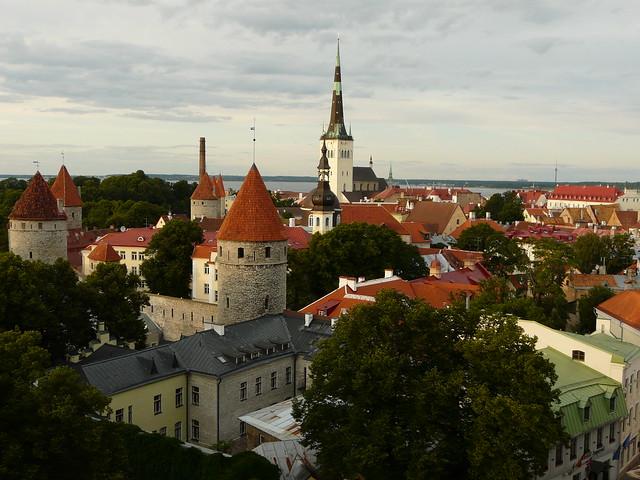 Foto de Tallinn (Estonia)