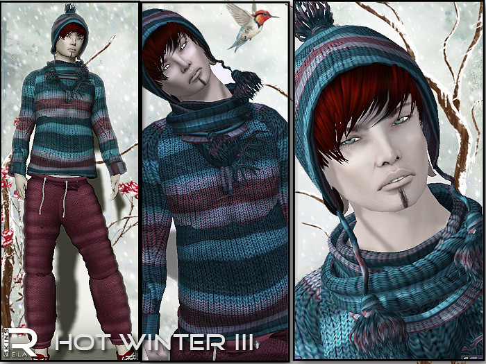 Reila Skins - Hot Winter III