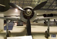 584219 584219 - Luftwaffe - Focke-Wulf FW.190 F-8U1 - 080203 - RAF Museum Hendon - Steven Gray - IMG_7171