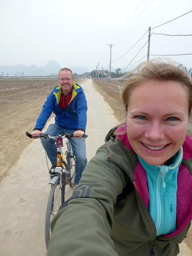 Ninh Binh - fietsen - 2