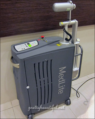 MedLite machine