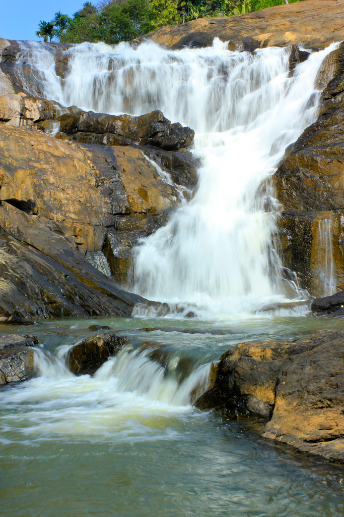 Waterfall Waterfall At Wayanad Silver Blu3 Flickr