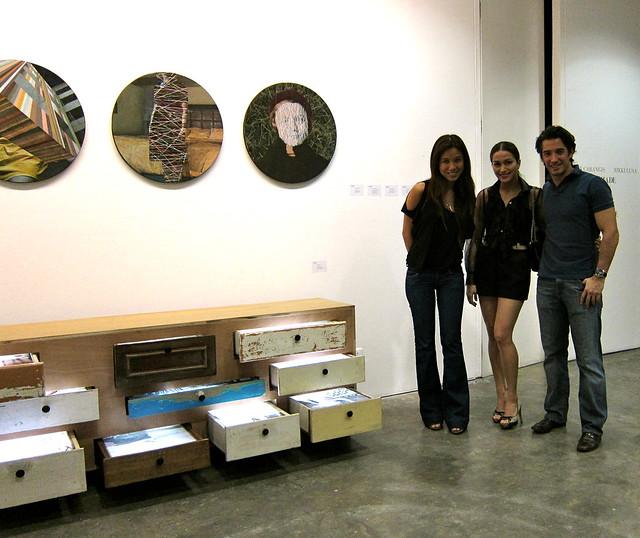Nikki Luna, Stephanie Kienle, Christian Gonzalez