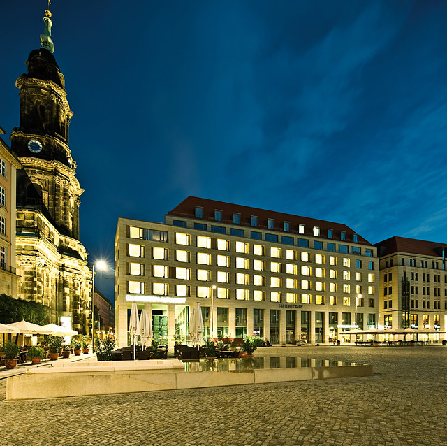 Nh Hotel Dresden Altmarkt Gunstig
