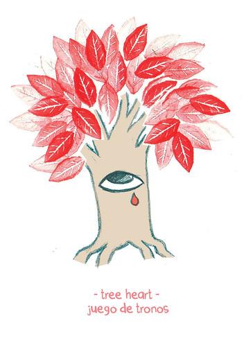 tree heart- juego de tronos by didi_perita