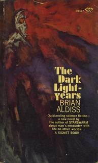 Aldiss, Brian - The Dark Light-Years