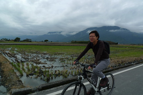 Between Chishang and Guanshan - Taiwan