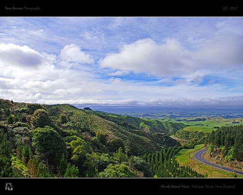 North Island Vista by TomRaven