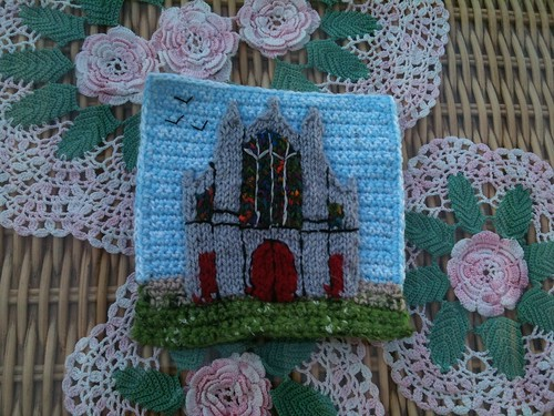 Tina (UK) 'Your Local Landscape' Square is beautiful! Thank you!