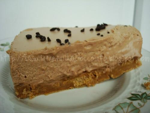 Cheesecake Milka