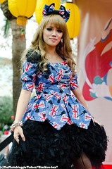 Asian American Expo 2012 - Lolita & Cosplay Fashion Show