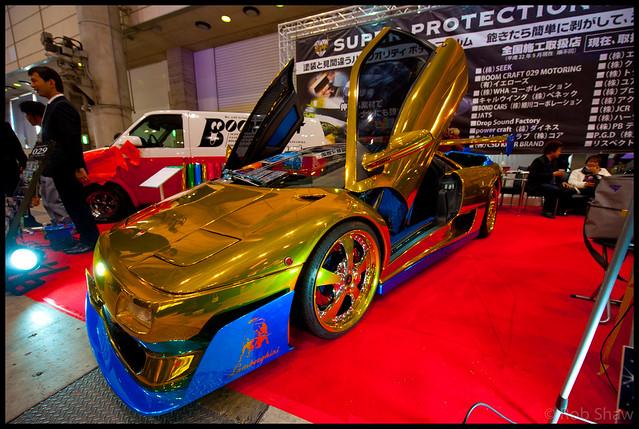 Tokyo Auto Salon Vehicles-397