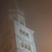 Modena nella nebbia
