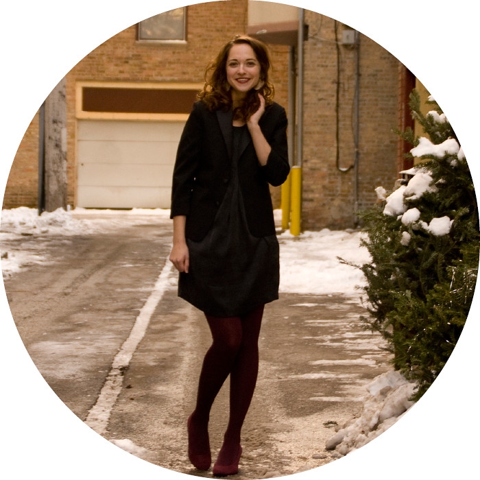 dash dot dotty, outfit blog, ootd, burgundy, black, tuxedo jacket, wedges