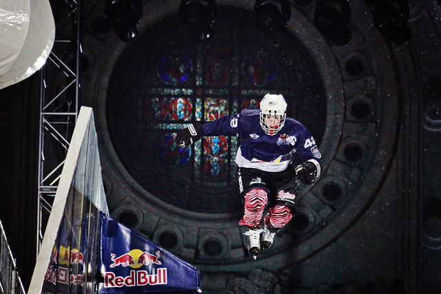 Amanda Ingle Red Bull Crashed Ice