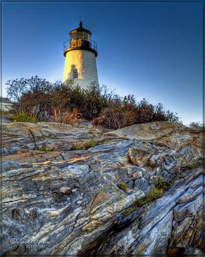 Pemaquid Point by Just Used Pixels