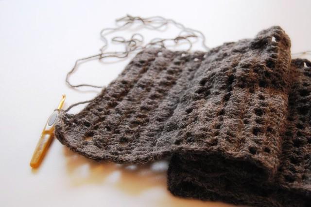 Echarpe-*scarf*