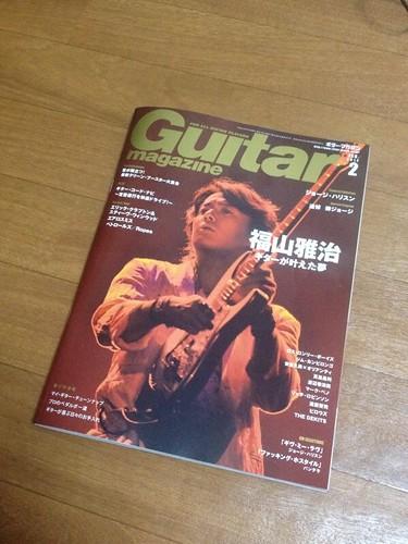 Guiter Magazine 2012年2月号