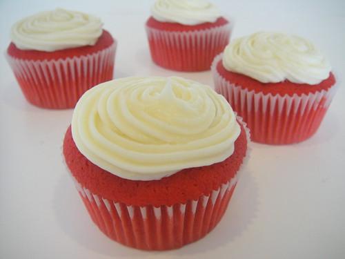 Red Velvet Cupcake Hero