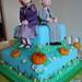 Garden cake by amd999