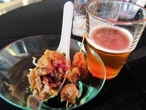 The Pleasure of Pig Parts and Beer