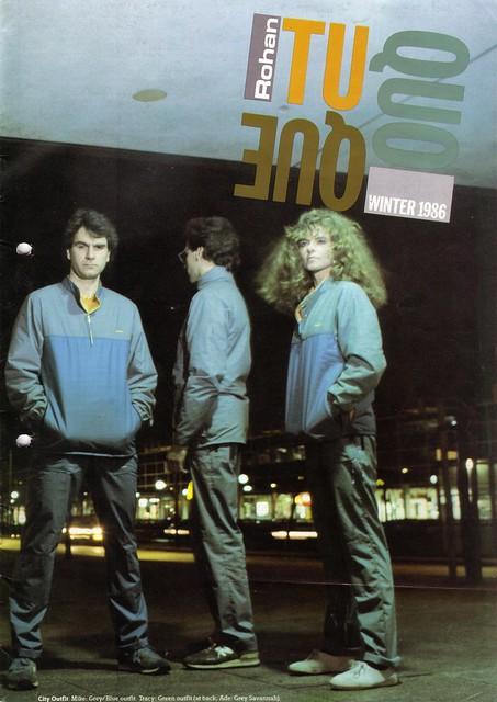 Rohan TQQ Winter 1986