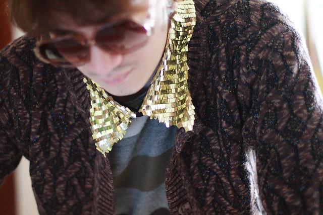 Granny Cardi on SC