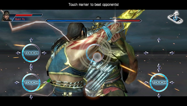 Dynasty Warriors Next Duel Mode (7)