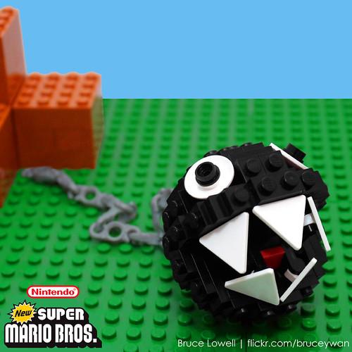 LEGO Chain Chomp