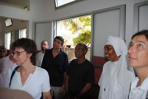 Con padre Stefano Scaringella